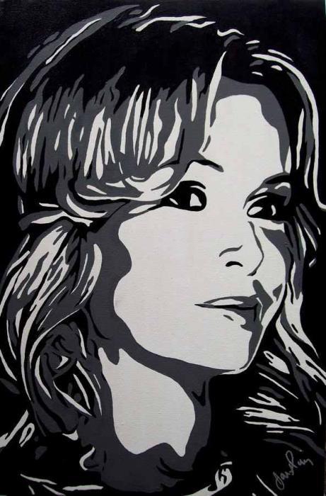 Amanda Holden par iankingart